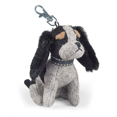 CC King Charles Keyring By Dora Designs[A. Bentley Cushions]