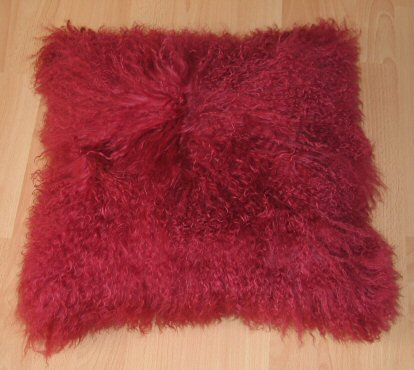 Canadian red fox pieces fur cushion for your bed, couch, sofa or chair. The fur cushion is made of % soft and comfortable Canadian red fox. The real fur 5/5.