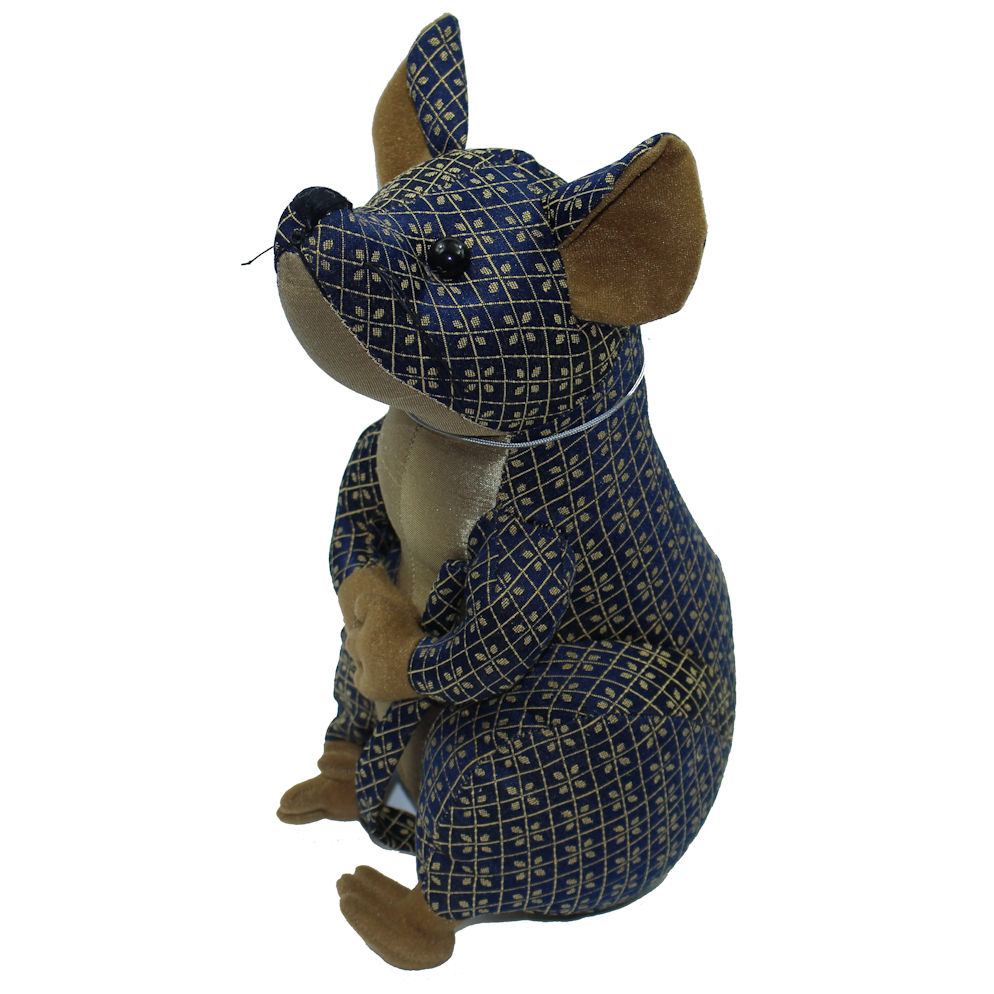 CF30 by Dora Designs DUNCAN MOUSE COUNTRY FOLK